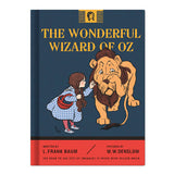 Hardcover Note - The Wizard of Oz - Vintage Galore - Blank Note - OZ8681
