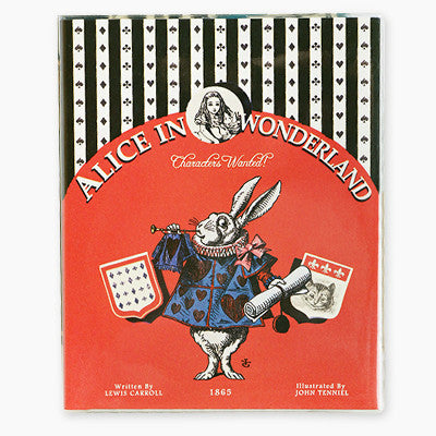 Photo Album Alice in Wonderland - Rabbit - AL8117