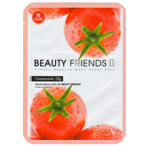 Beauty Friends Mask - Tomato