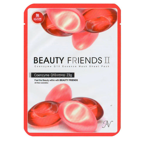 Beauty Friends Mask - Q10