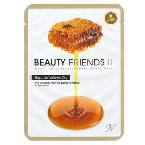 Beauty Friends Mask - Royal Jelly