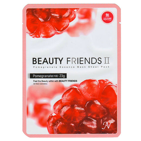 Beauty Friends Mask - Pomegranate
