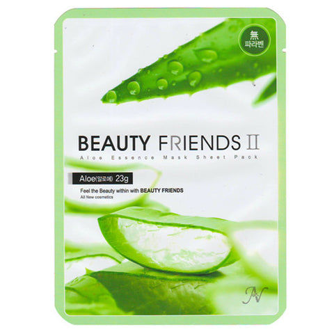 Beauty Friends Mask - Aloe Vera