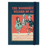 Agenda The Wizard of Oz - Vol.24 - Vintage Galore - Blue - OZ0490