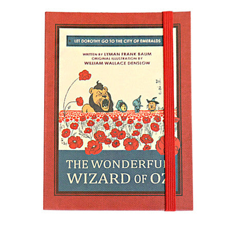 Agenda The Wizard of Oz - Vol.24 - Vintage Galore - Red- OZ0506