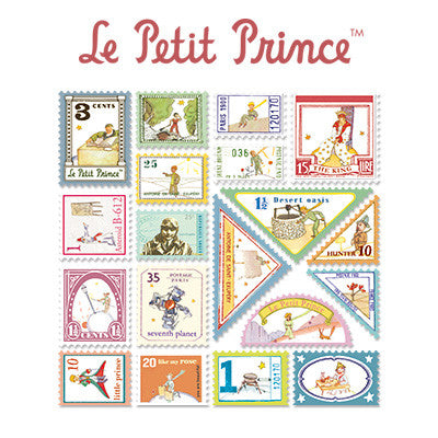 Stamp Sticker Set V.4 - The Little Prince  - B Type 01 - LP4610