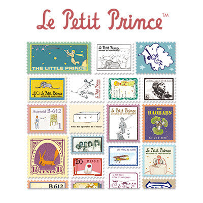 Stamp Sticker Set V.4 - The Little Prince  - B Type 02 - LP4375
