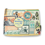 Pouch The Wizard of Oz - Label Pattern - OZ4962