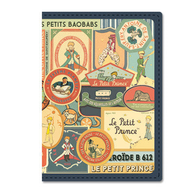 Passport Wallet The Little Prince - LP5457