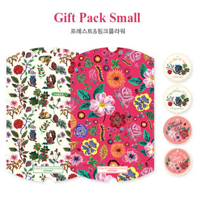 Gift Pack Nathalie Lété Small - Forest & Pink Flower - NL4924