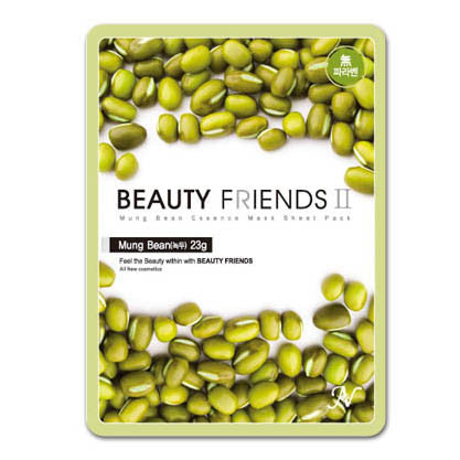 Beauty Friends Mask - Mung Bean