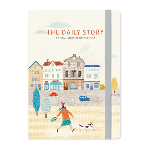 Agenda The Daily Story Vol.2 - White - LV6775