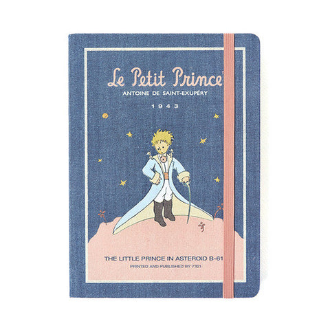 Agenda The Little Prince Vol.26 Fabric cover - Cape - LP2344