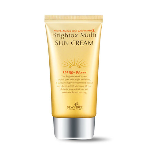 BRIGHTOX MULTI SUN CREAM SPF 50