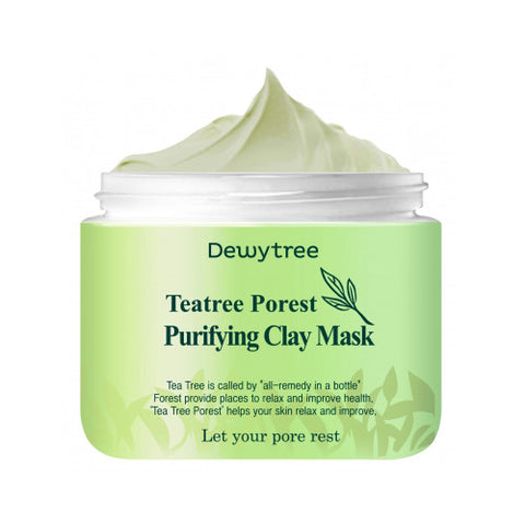 TEATREE POREST PURIFYING CLAY MASK
