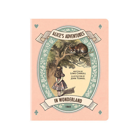 Daily Note Alice in Wonderland - Cheshire Cat  - L - AL7776