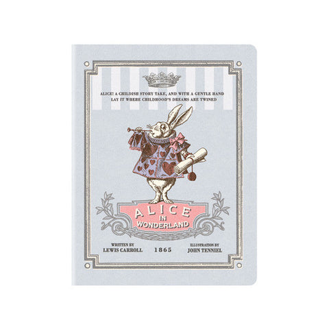 Daily Note Alice in Wonderland - White Rabbit  - L - AL7783