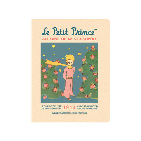 Daily Note The Little Prince - Rose Garden - L - LP7325