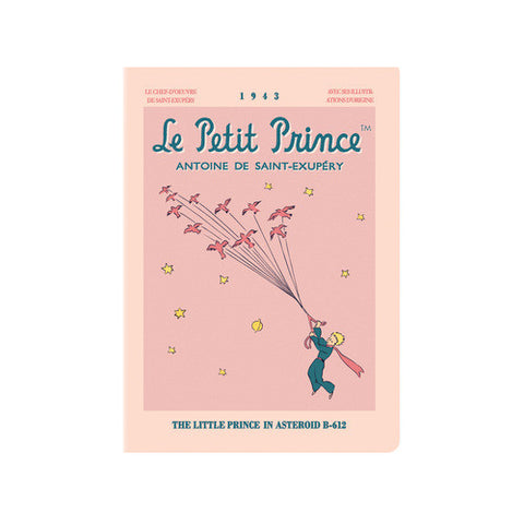 Daily Note The Little Prince - Wild Birds Travel - M - LP7417
