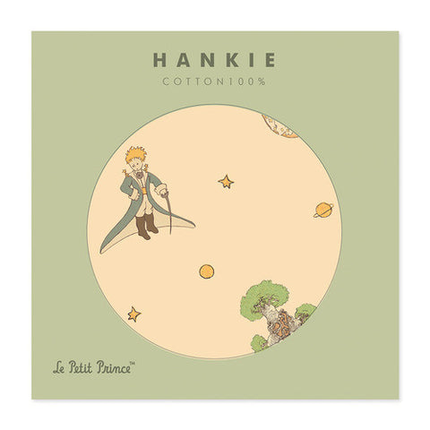 Story Hankie The Little Prince - Planet - LP7912