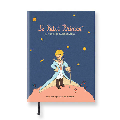 Hardcover Notebook - The Little Prince - Vintage Galore - Line Note - Cape - LP9646
