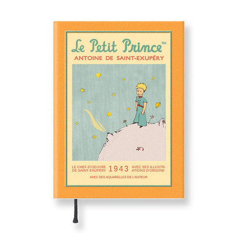 Hardcover Notebook - The Little Prince - Vintage Galore - Line Note - Asteroid B612 - LP9653