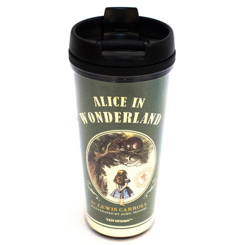 Tumbler Ver.02 - Alice in Wonderland - Green - AL0357