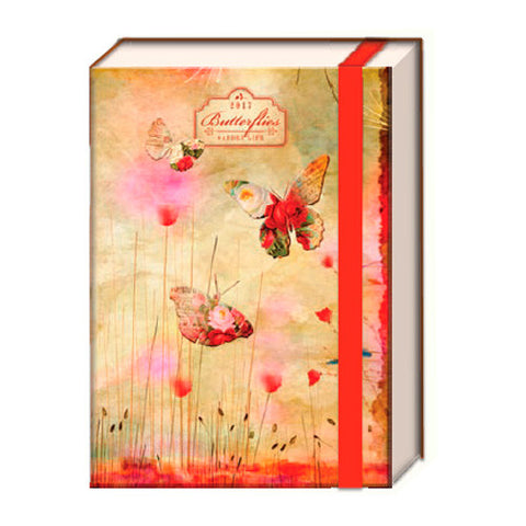 Agenda Butterfly Book 2017 - 120x170 - Vol.2