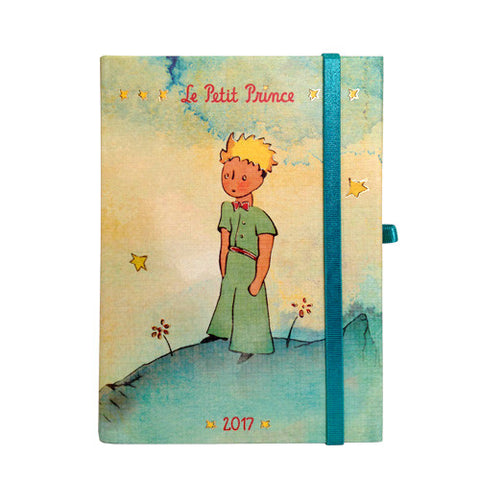 Agenda The Little Prince 2017 - 100x140