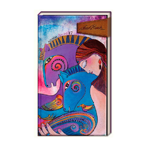 Agenda Laurel Burch Chequera 2017 - 90x160