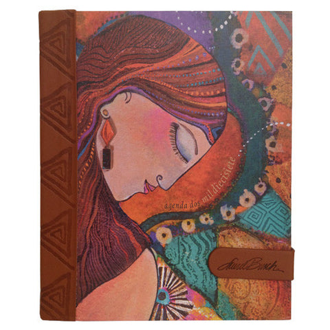Agenda Laurel Burch Cuaderno 2017 - 170x200