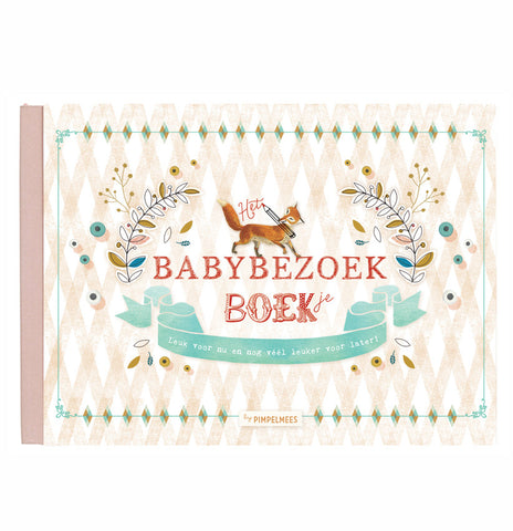 Baby's visitors book Pimpelmees