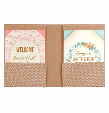 Set Baby Cards Pimpelmees