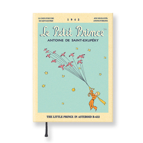 Hardcover Notebook - The Little Prince - Vintage Galore - Agenda Ver.2 -  Wild Birds Travel - LP2481