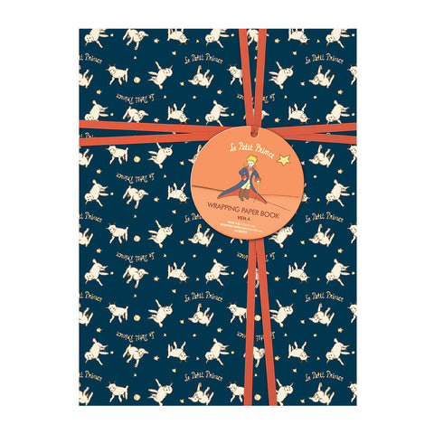 Wrapping Paper Book - The Little Prince Vol. 4 - LP8885
