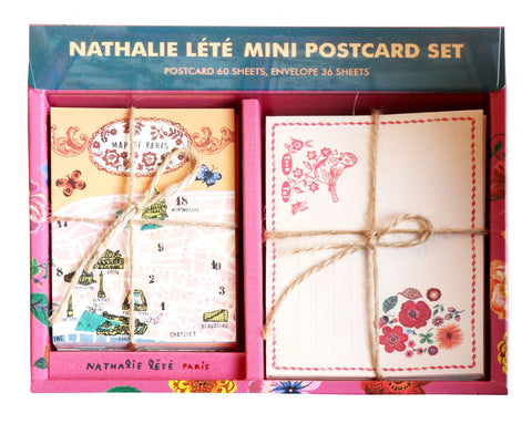 Mini Postcards Ver.2 - Nathalie Lété - NL0384