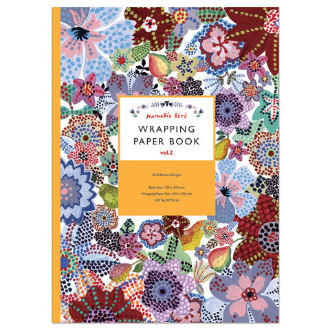 Wrapping Paper Book - Nathalie Léte Vol. 2 - NL5338