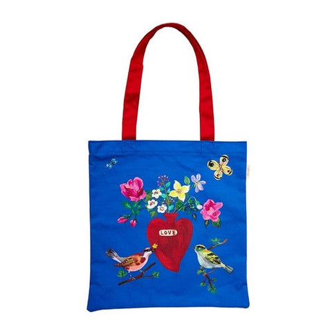 Eco Bag Nathalie Lété - Love & Birds - NL9820