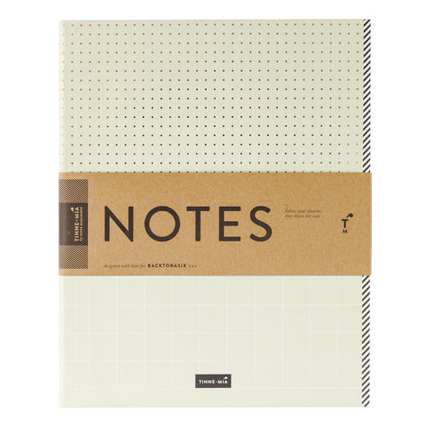 Notebook A5 Luxe Tinne+Mia