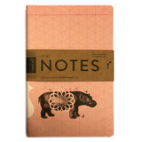 Notebooks Tinne+Mia Cirque (set 3)