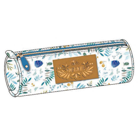 Pencil Case Pimpelmees - Round