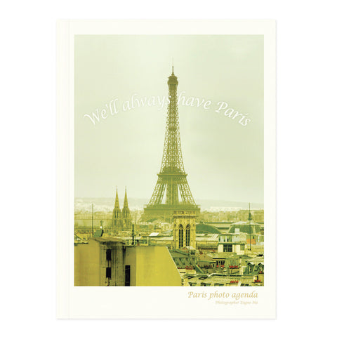 Paris Photo Agenda - We'll Always Have Paris - VY0964