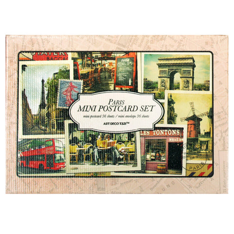 Mini Postcards - París - VY9137