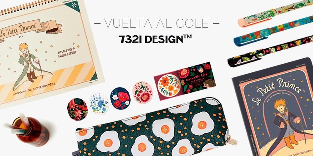 Vuelta al cole. 7321Design