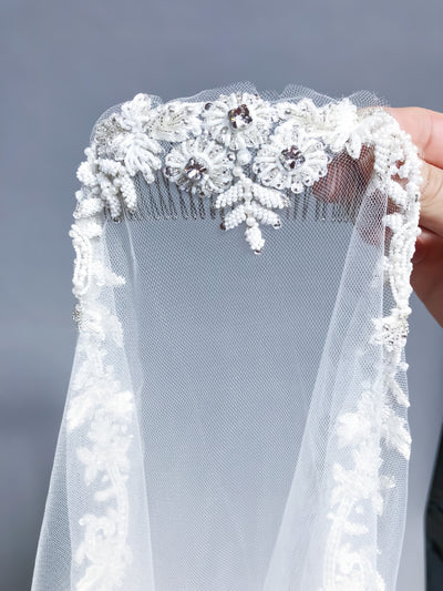Sample Sale | Camille veil