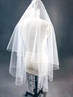 "Sample Sale | Custom 25/30"" Veil"