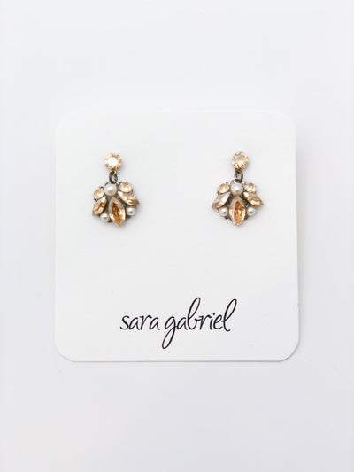 Sample Sale | Mini Chelsea earrings