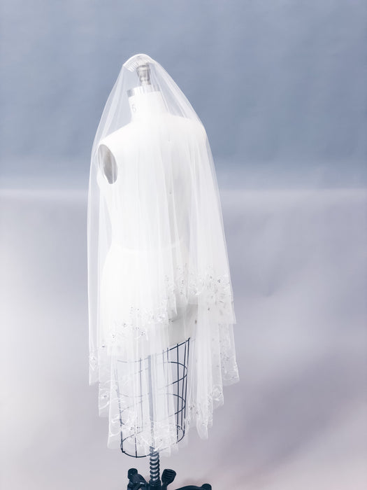 Sample Sale | Monaco veil