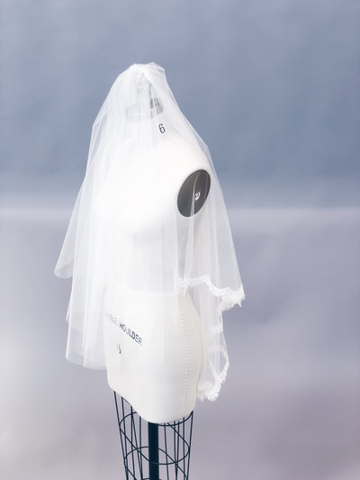 "Sample Sale | Custom 40"" Veil"