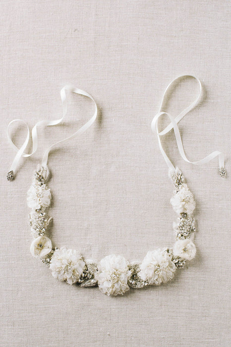 Sara Gabriel bridal accessories